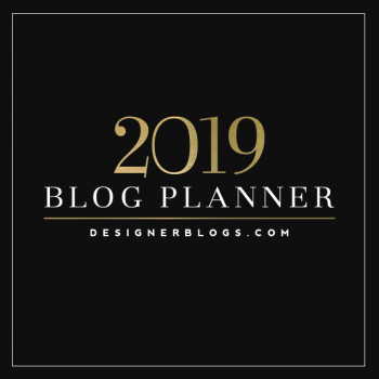 2019 Ultimate Blog Planner