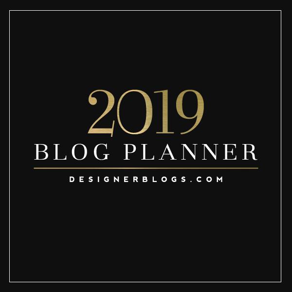 Ultimate Blog Planner | Free Printable | Designer Blogs