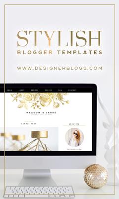 Blogger Templates - DesignerBlogs.com