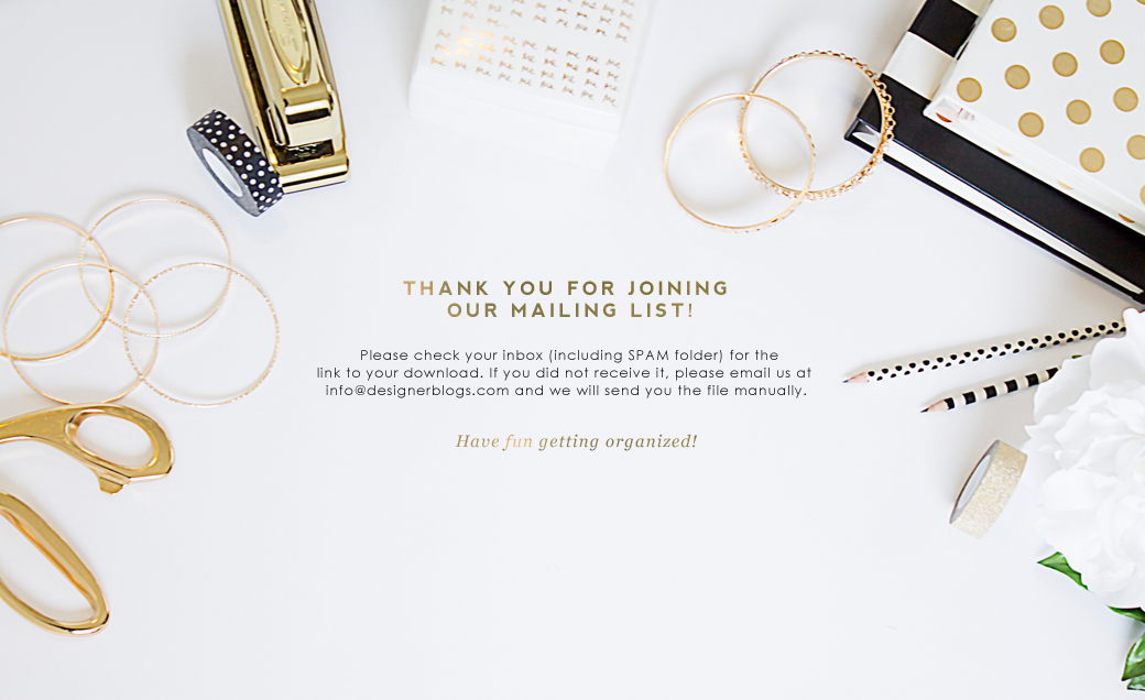 mailing-list-thank-you