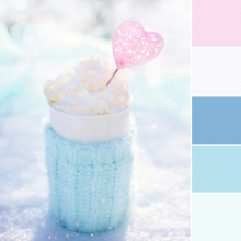 Color Love | Romantic Pastels