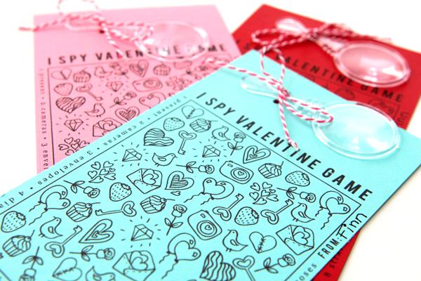 I Spy Valentine Game Free Printable - Designer Blogs