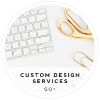 Custom Design Services  - Designer Blogs