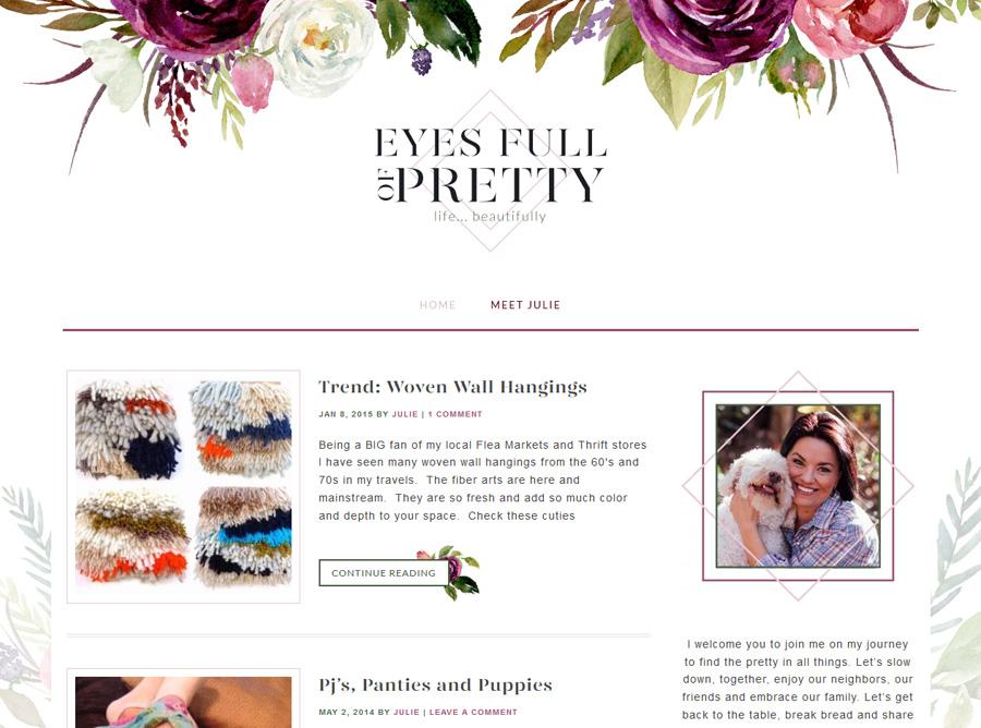 Eyes Full of Pretty | by Kate