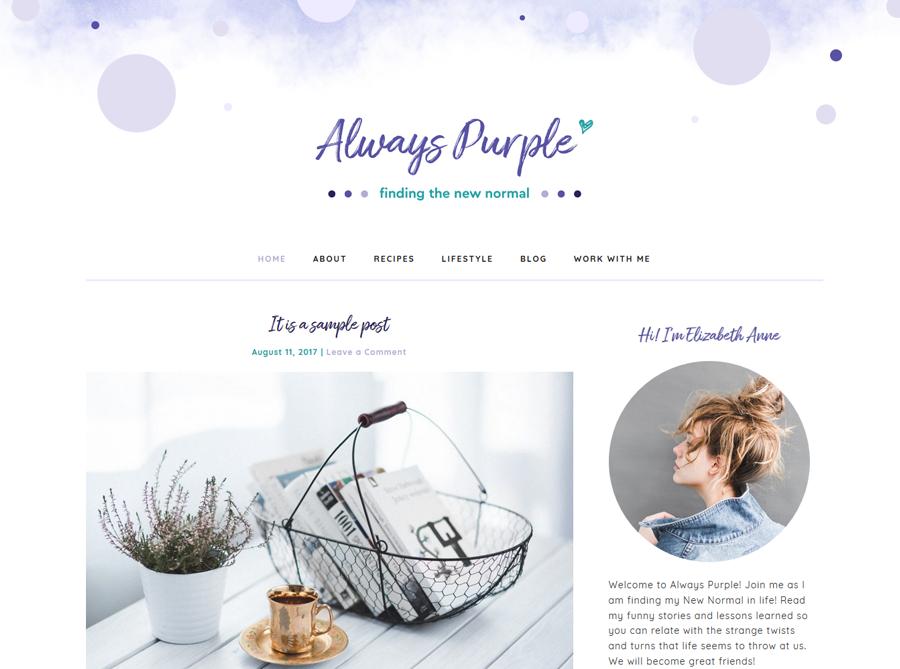 Always Purple | by Kate