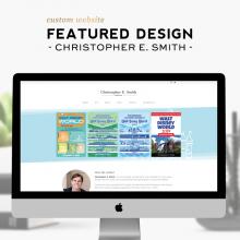 Custom Design Feature | Christopher E. Smith