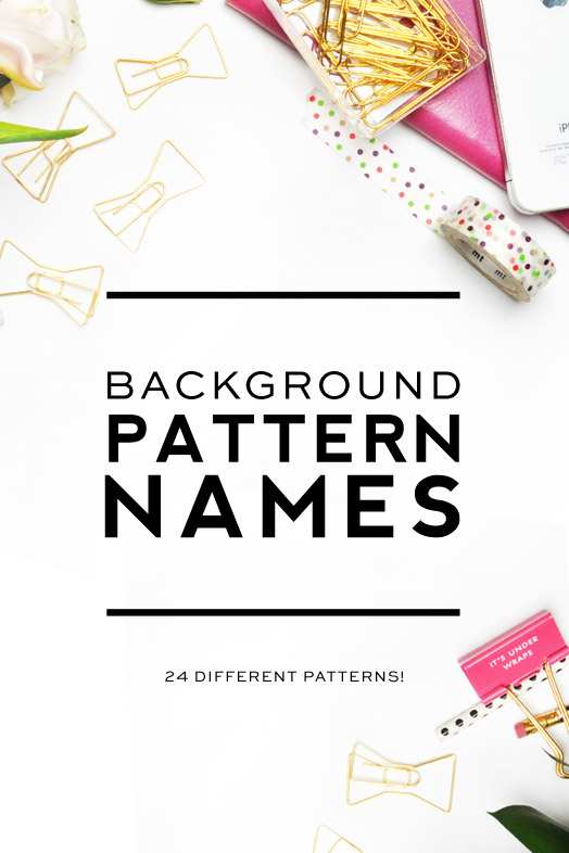 Background Patterns blog post cover