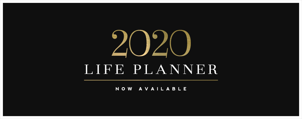 Ultimate Life Planner 2020 available