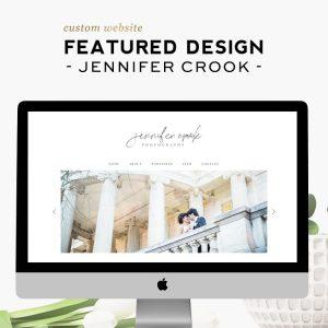 Custom Design Feature | Jennifer Crook Photography