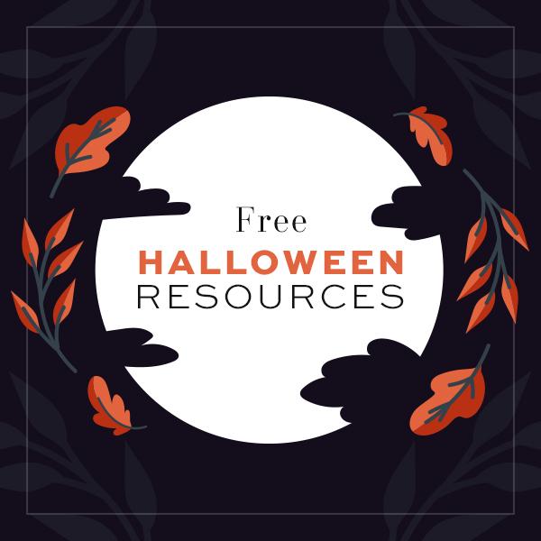 Free Halloween Resources