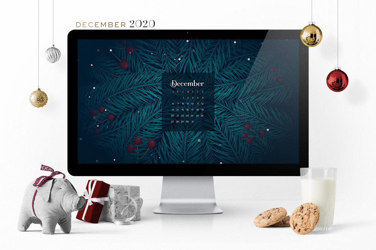 Free Wallpaper for December 2020