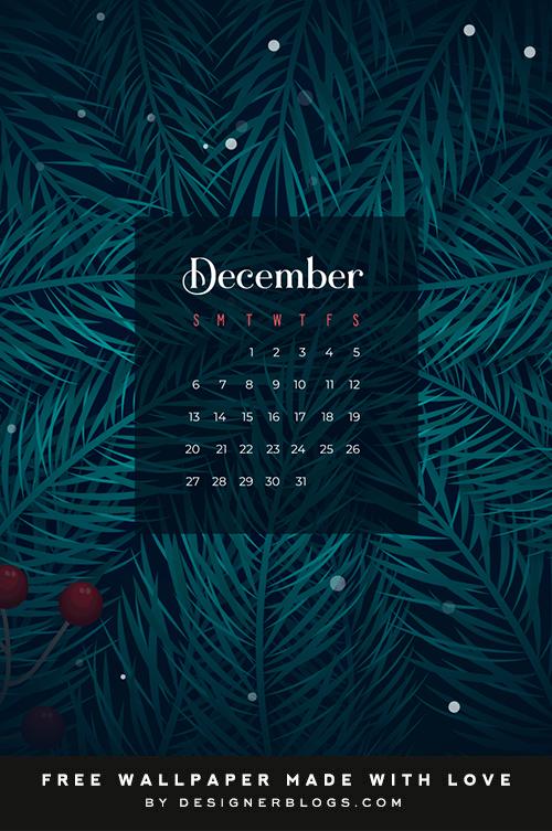 Free December 2020 Wallpaper