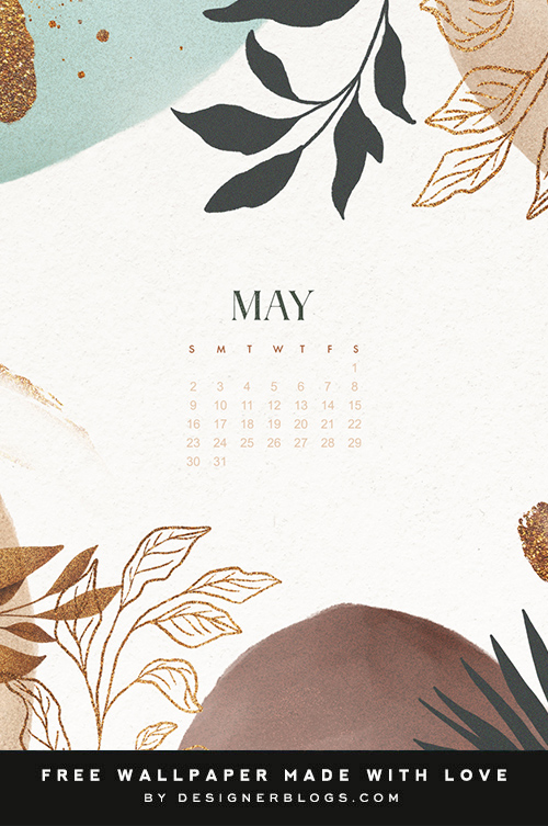 Free May 2021 Wallpaper