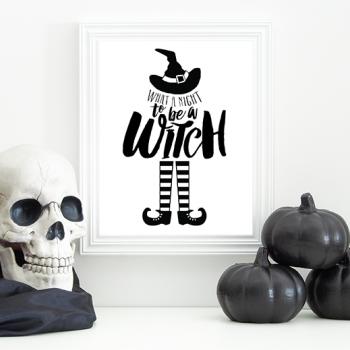 Halloween Free Printable