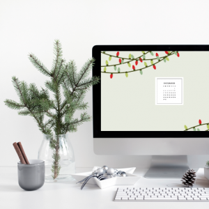 Free December Wallpaper