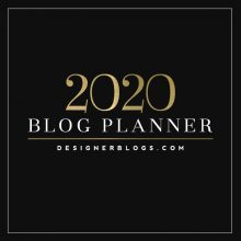 2018 Ultimate Blog Planner