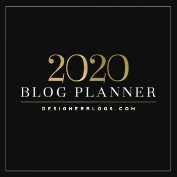 2020 Ultimate Blog Planner